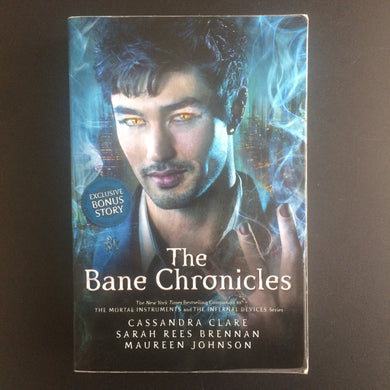 Cassandra Clare - The Bane Chronicles