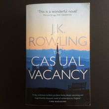 Load image into Gallery viewer, J.K. Rowling - Casual Vacancy