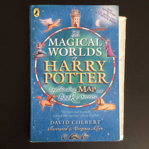 David Colbert - The Magical Worlds of Harry Potter
