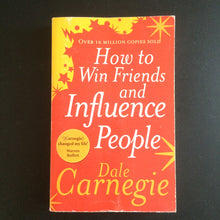 Load image into Gallery viewer, Dale Carnegie - How to Win Friends and Influence People