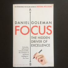 Load image into Gallery viewer, Daniel Goleman - Focus