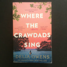 Load image into Gallery viewer, Delia Owens - Where the Crawdads Sing