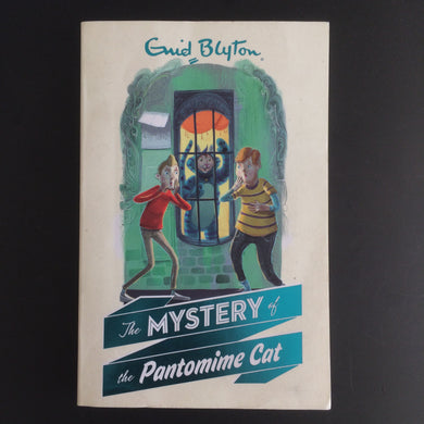 Enid Blyton - The Mystery of the Pantomime Cat