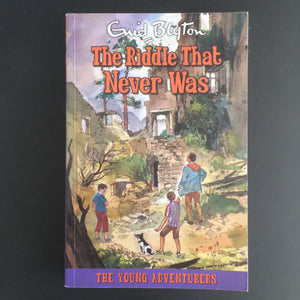 Enid Blyton - The Riddle That Never Was