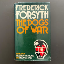 Load image into Gallery viewer, Frederick Forsyth - The Dogs of War