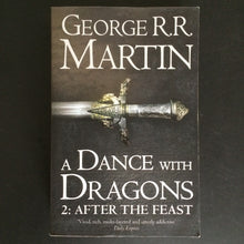 Load image into Gallery viewer, George R.R. Martin - A Dance With Dragons 2: After the Feast
