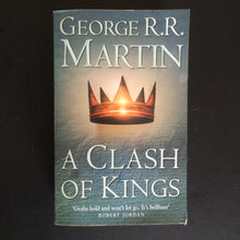 Load image into Gallery viewer, George R.R. Martin - A Clash of Kings