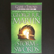Load image into Gallery viewer, George R.R. Martin - A Storm of Swords I: Steel and Snow