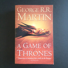 Load image into Gallery viewer, George R.R. Martin -  A Game of Thrones