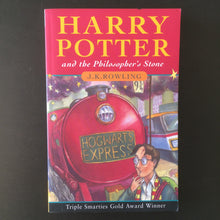 Load image into Gallery viewer, J.K. Rowling - Harry Potter and the Philosopher's Stone