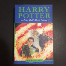 Load image into Gallery viewer, J.K. Rowling - Harry Potter and the Half-Blood Prince