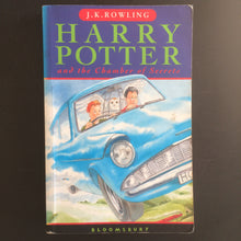 Load image into Gallery viewer, J.K. Rowling - Harry Potter and the Chamber of Secrets
