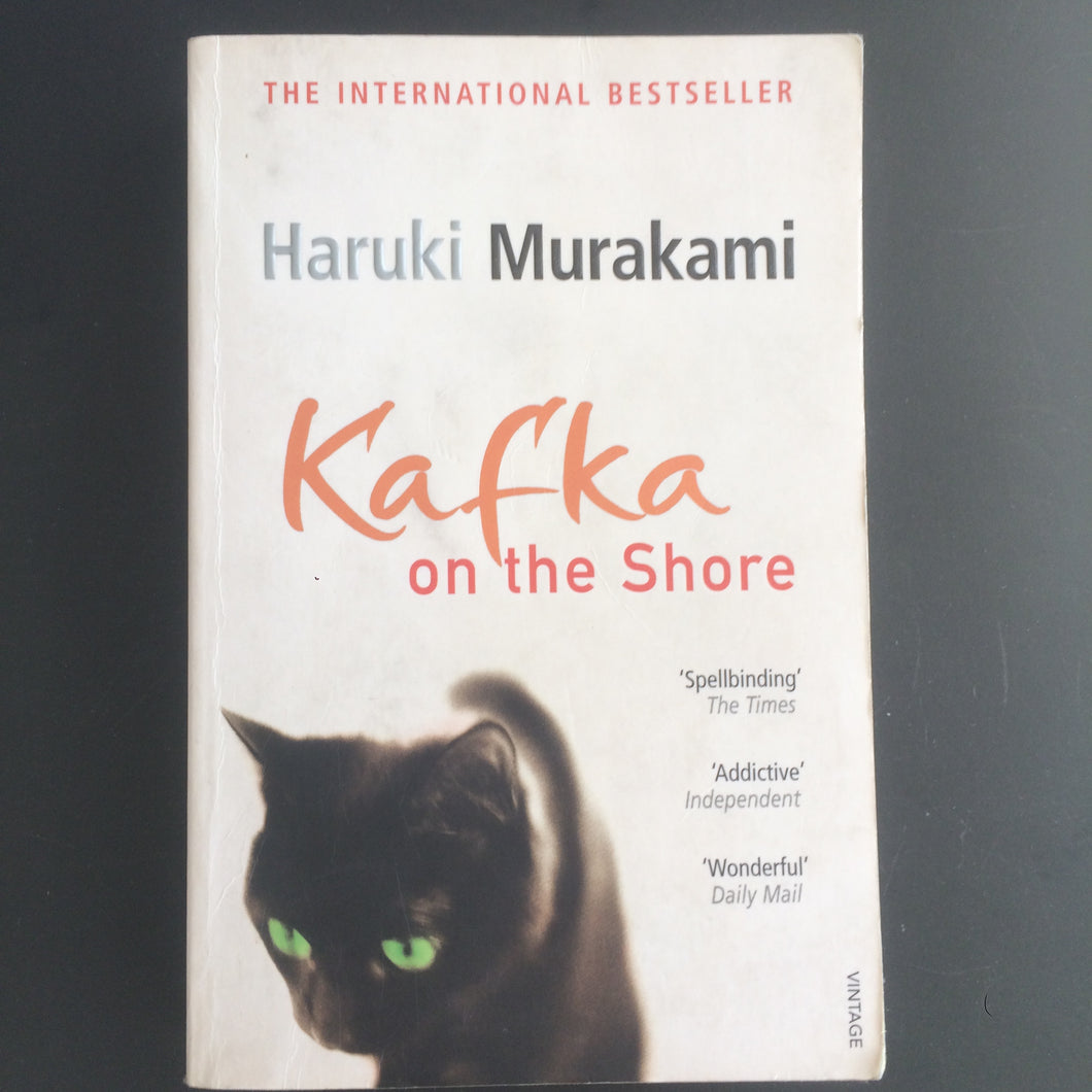 Haruki Murakami - Kafka on the Shore