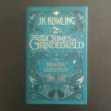 Load image into Gallery viewer, J.K. Rowling - The Crimes of Grindelwald