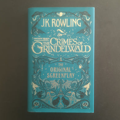 J.K. Rowling - The Crimes of Grindelwald