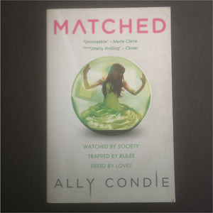 Allie Condie - Matched Series