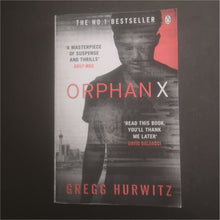 Load image into Gallery viewer, Gregg Hurwitz - Orphan X