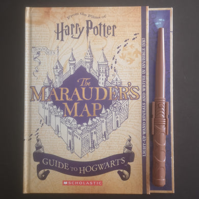 J.K. Rowling - Harry Potter and the Marauder's Map