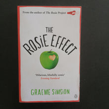 Load image into Gallery viewer, Graeme Simsion - The Rosie Effect