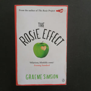Graeme Simsion - The Rosie Effect