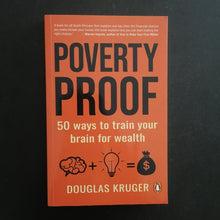 Load image into Gallery viewer, Douglas Kruger - Poverty Proof