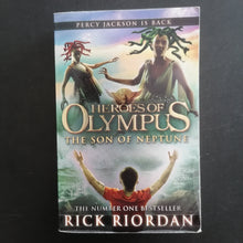 Load image into Gallery viewer, Rick Riordan- Heroes of Olympus: The Son of Neptune