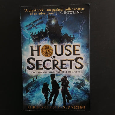 Chris Columbus and Ned Vizzini- House of Secrets