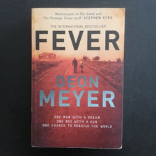 Load image into Gallery viewer, Deon Meyer - Fever