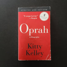 Load image into Gallery viewer, Kitty Kelley - Oprah, A Biography