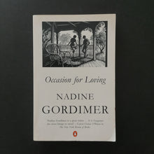 Load image into Gallery viewer, Nadine Gordimer - Occasion for Loving