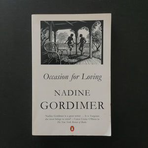 Nadine Gordimer - Occasion for Loving