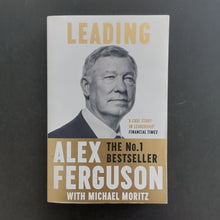 Load image into Gallery viewer, Alex Ferguson - Leading