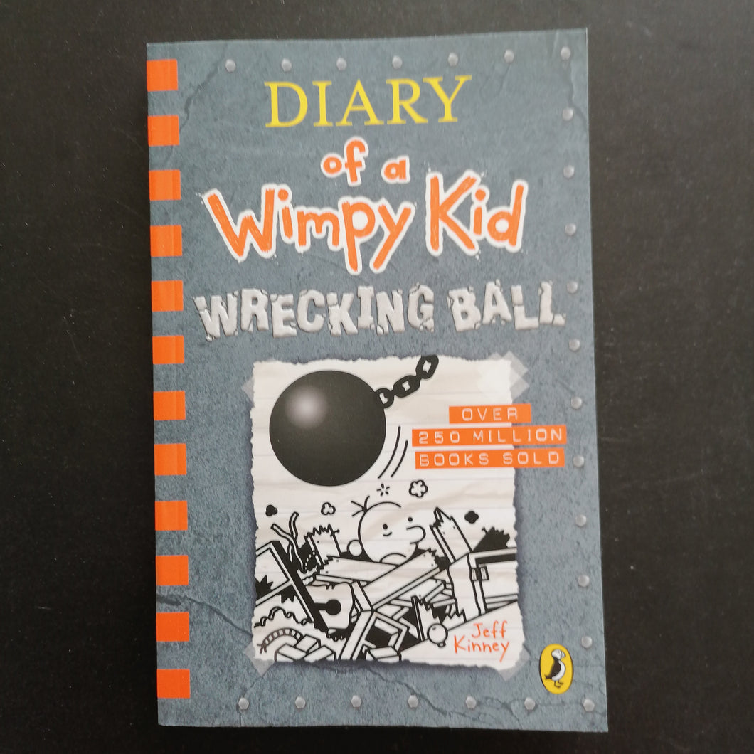 Jeff Kinney - Diary of a Wimpy Kid: Wrecking Ball