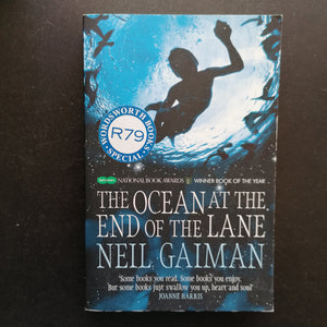 Neil Gaiman - The Ocean at the end of the lane