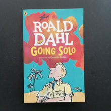 Load image into Gallery viewer, Roald Dahl - Going Solo