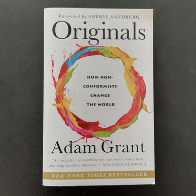 Adam Grant - Originals