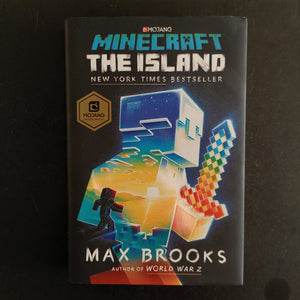 Max Brooks - Minecraft: The Island