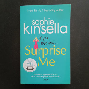Sophie Kinsella - Surprise Me