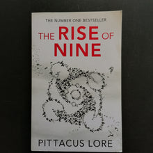 Load image into Gallery viewer, Pittacus Lore - The Rise of Nine