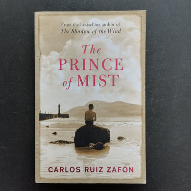 Carlos Ruiz Zafon - The Prince of Mist