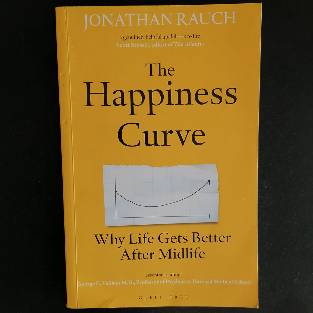 Johnathan Rauch - The Happiness Curve
