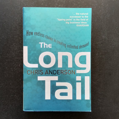 Chris Anderson - The Long Tail