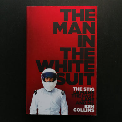 Ben Collins - The Man In The White Suit