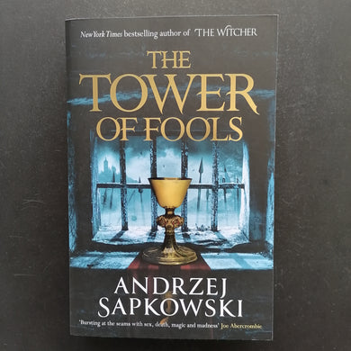 Andrzei Sapkowski - The Tower of Fools