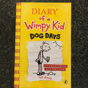 Jeff Kinney - Diary of a Wimpy Kid Collection