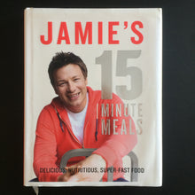 Load image into Gallery viewer, Jamie Oliver - 15 Minute Meals