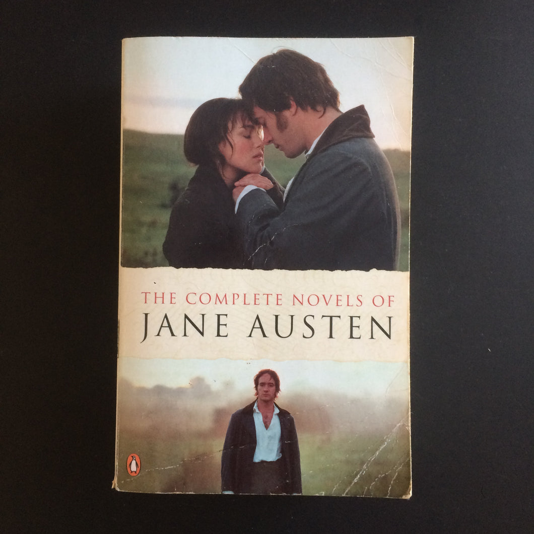 Jane Austen - The Complete Novels of Jane Austen