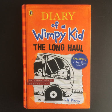 Jeff Kinney - Diary of a Wimpy Kid: The Long Haul