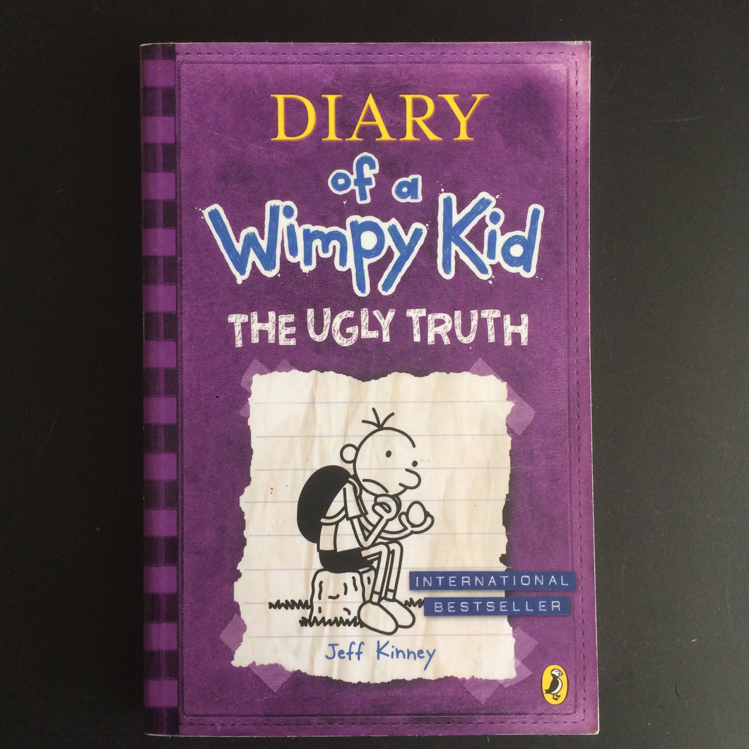 Jeff Kinney - Diary of a Wimpy Kid: The Ugly Truth