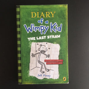 Jeff Kinney - Diary of a Wimpy Kid: The Last Straw